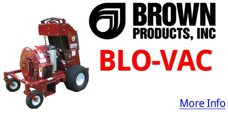Brown Products BLO-VAC
