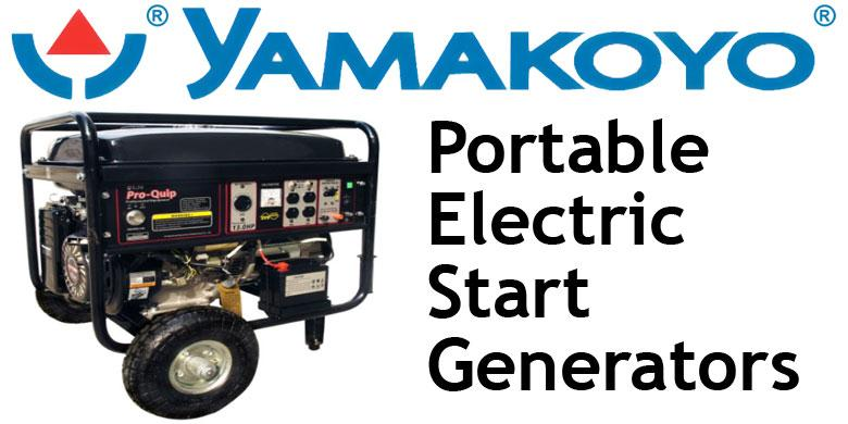 Yamakoyo Portable Generators