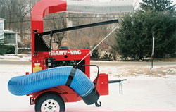 Giant-Vac Heavy-Duty Industrial Truck Loader